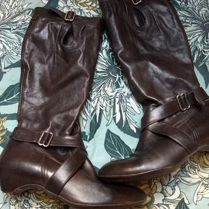 Sexy Rudsak slouchy boots - size 40